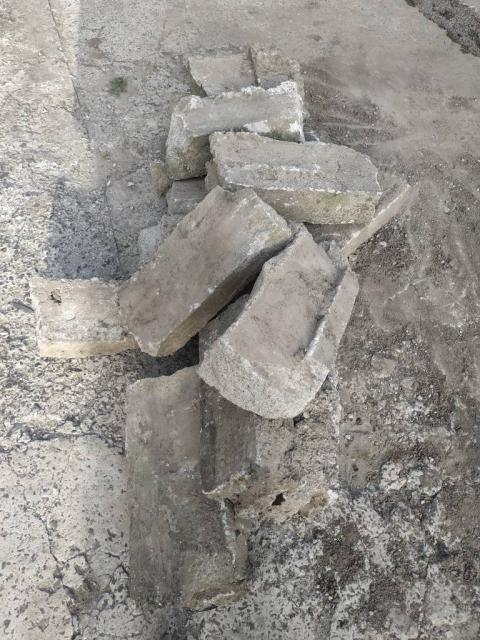 Маю трохи бетонного бою