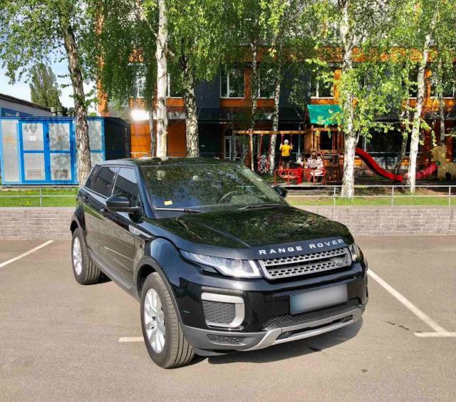 Range Rover – шик и мощь