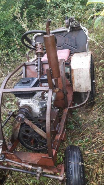 Пподати міні-трактор. Срочно