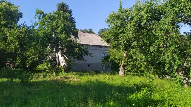 Продається будинок із земельною ділянкою