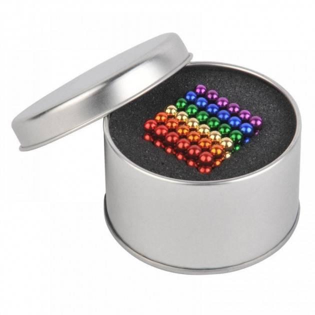 Магнитный конструктор Нео NeoCube Разноцветный