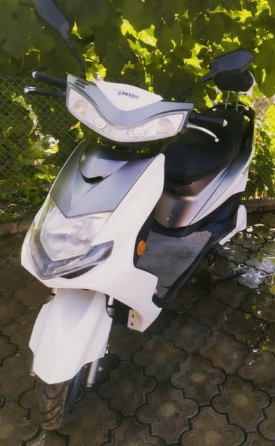Продам електро скутер MAXXTER SPEEDY 2019року