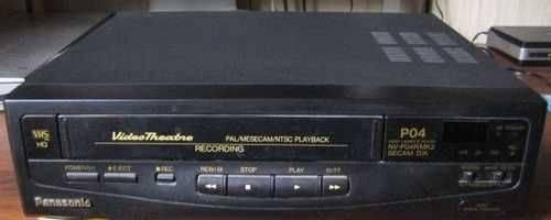 Продам Видеоплеер пишущий Panasonic NV-PO4RM2EE.Неисправный