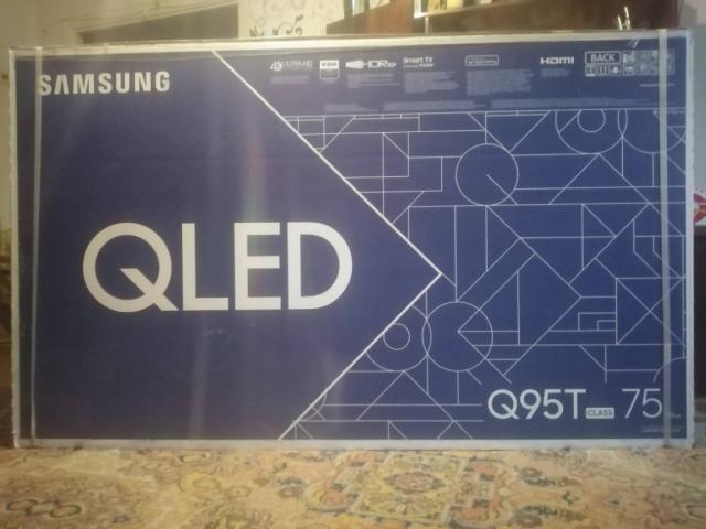 Телевізор Samsung QE75Q95Tauxua