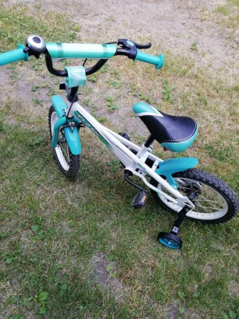 Дитячий велосипед для діток 4-6 років Tilly Flash 16