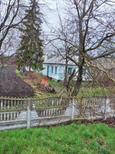 Продам сільську хату