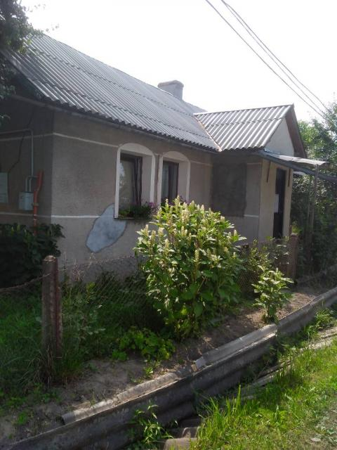 Продається будинок із земельним участком